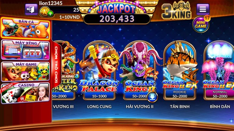 Casino – a playground for professional players