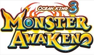 Ocean King 3 : Monster Awaken / Fish Hunting Game