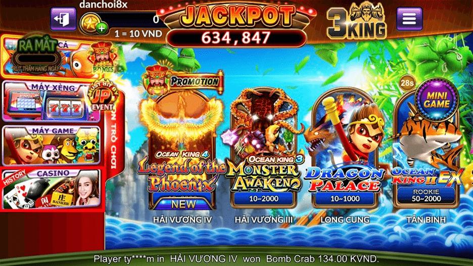 Hướng dẫn chơi Roulette tại nhà cái 3KING trực tiếp trò chơi casino trực tuyến [Đầy đủ và Chi tiết]