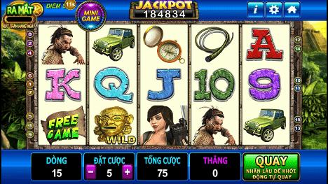 Nổ Jackpot cực lớn cùng slot game Laura gowin
