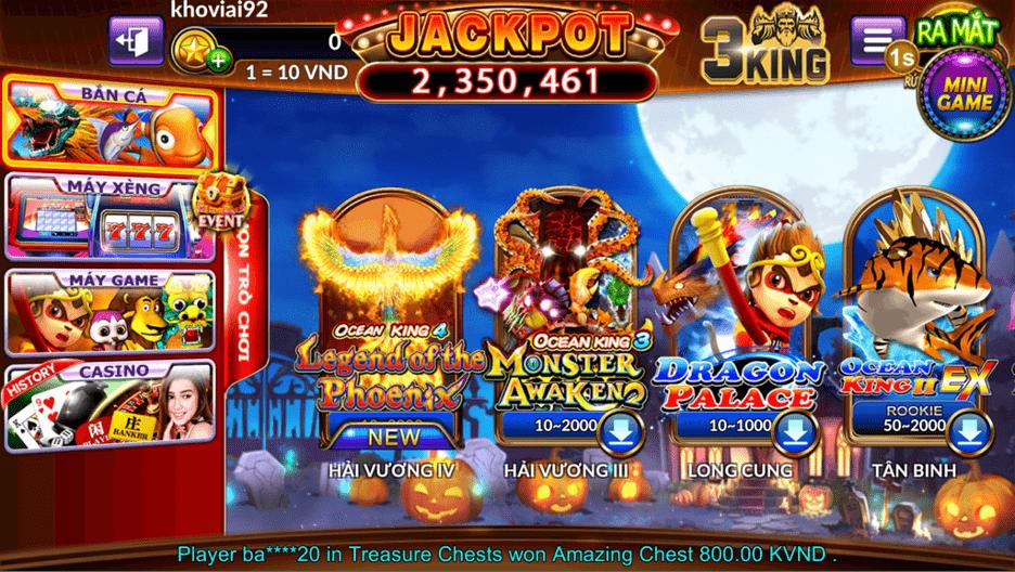 """Game vui Cách chơi casino tại nhà cái 3King – Kinh nghiệm khiến nhà cái """"đau ví"""""""