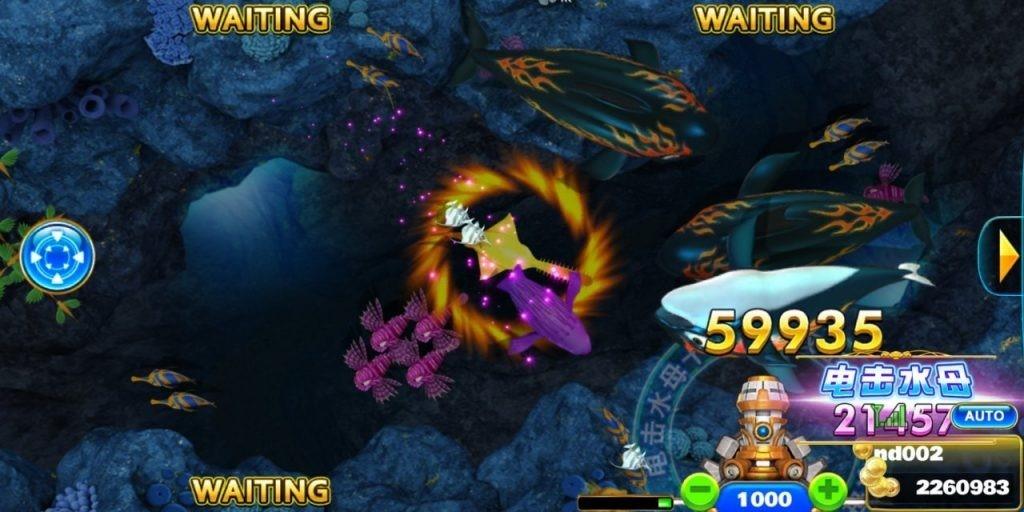 game bắn cá 3king