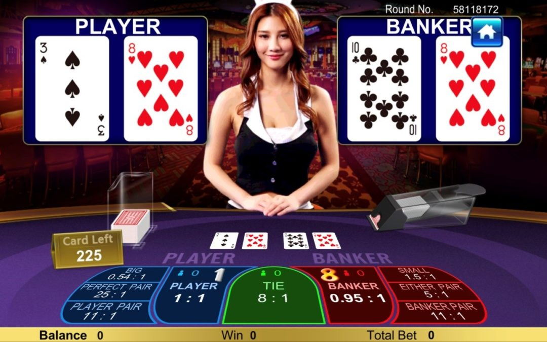 """Top 3 card games """"playing is addictive"""" at 3KING"""