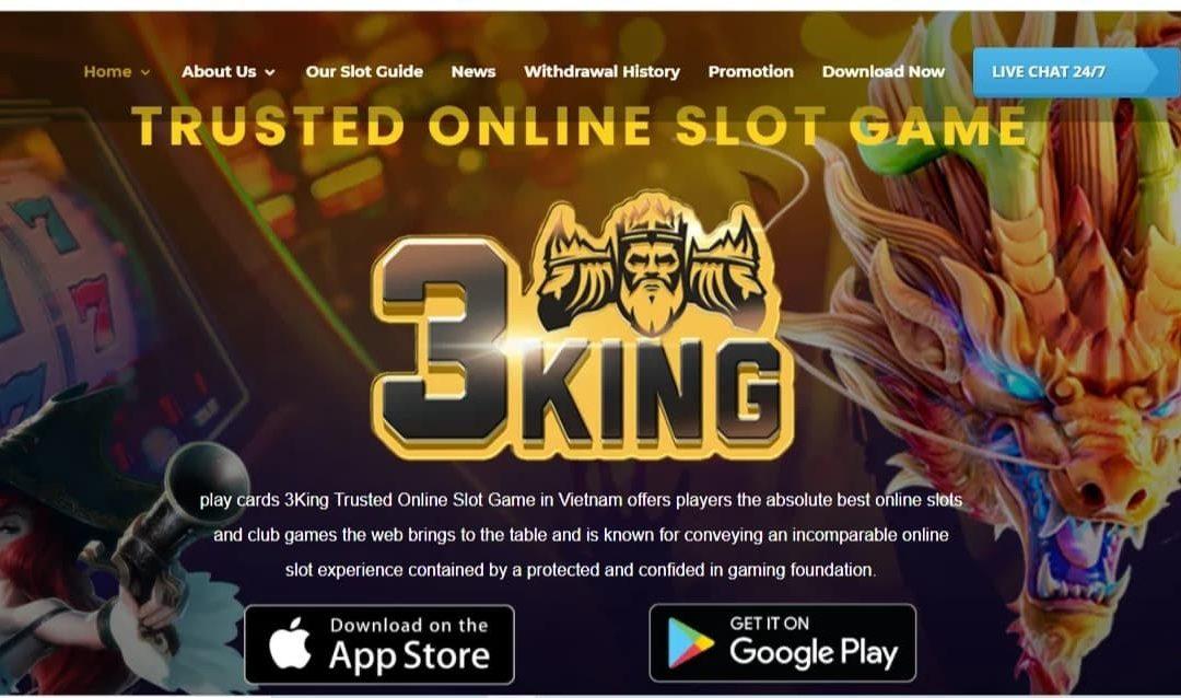 Peace of mind when playing online card games directly at 3KING
