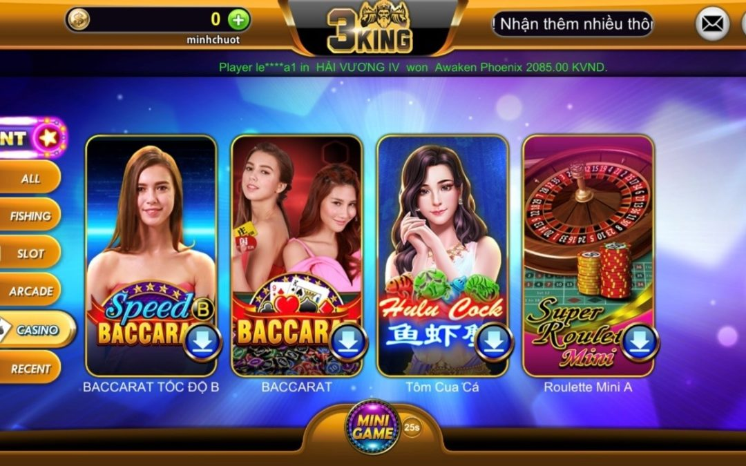 Fighting Game – Dramatic, attractive online card game on 3KING.